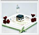 Kue Cinta Kaabah Masjidil Haram