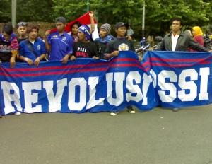 revolusi PSSI
