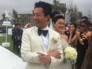 Barbie Xu menikah
