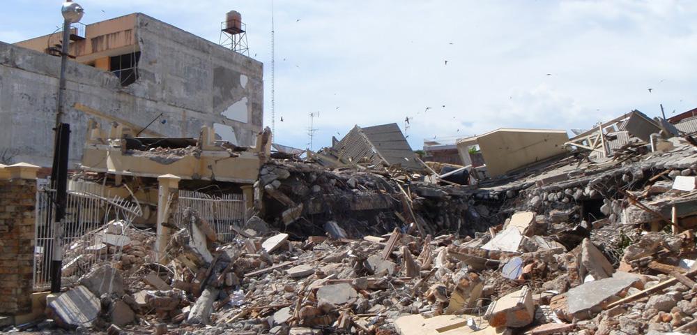 Gempa Bumi di Sumatera Barat, Oktober 2009