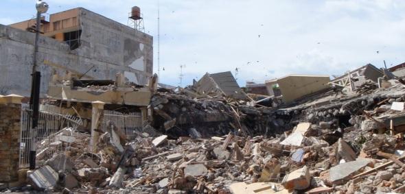 sumatera earthquake oct 2009